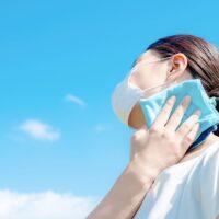あつ〜い夏!蒸れるマスクの不快感を解消する方法2選